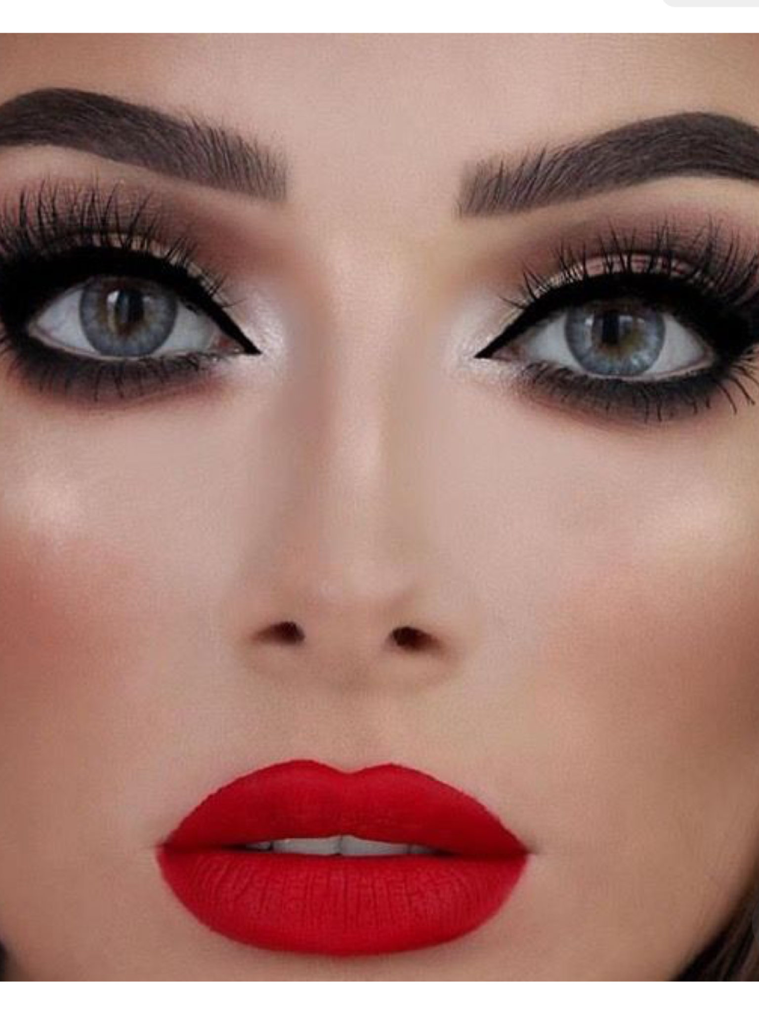 Pin By Jaecee Kamm On Makeup Beta 2 In 2019 Red Lipstick On Beautiful Makeup Photos 9938
