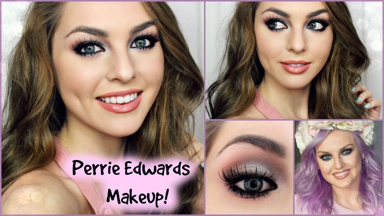 Perrie Edwards From Little Mix Makeup Tutorial! - Jackie