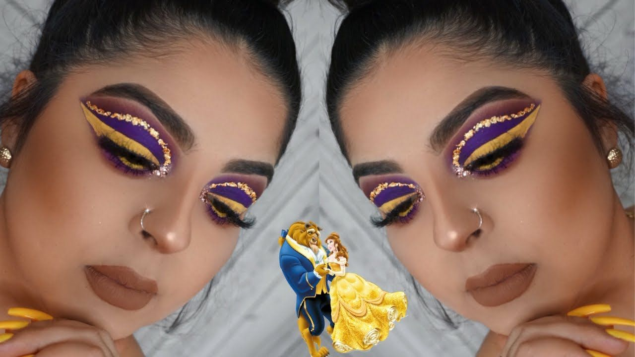 �beauty And The Beast Makeup Look | Makeup Looks, Beauty
