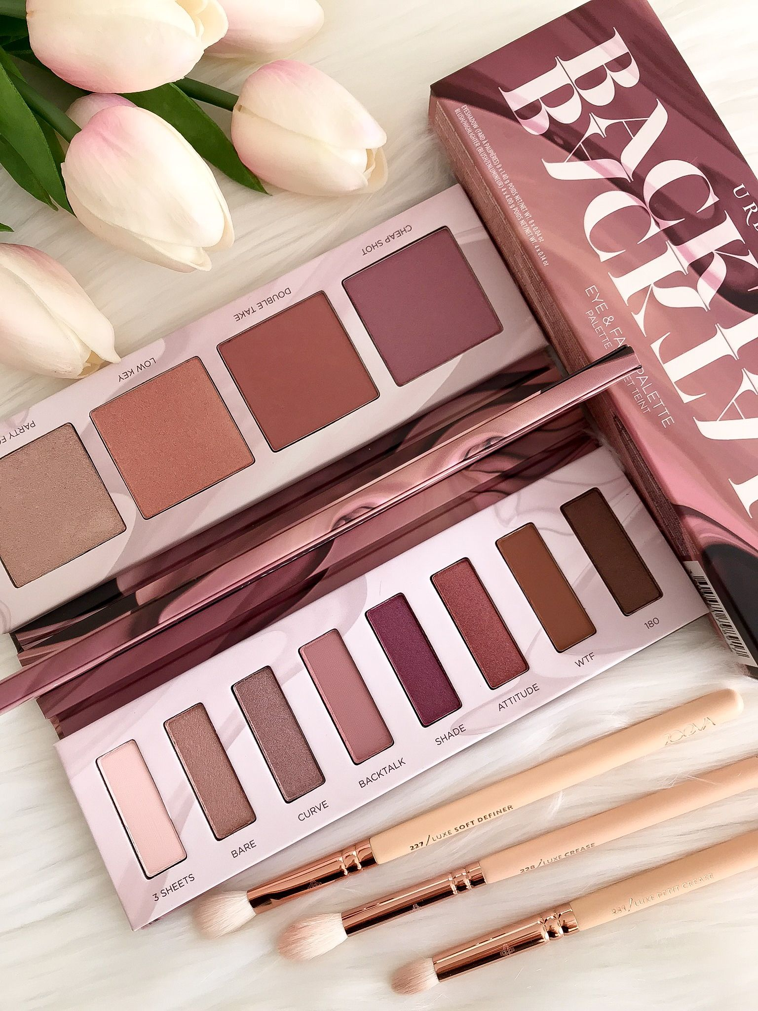 Urban Decay Backtalk Palette #ad #cosmetics #makeup #beauty